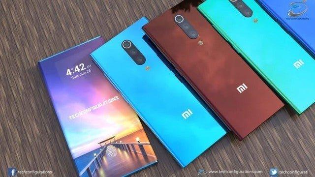 Так может выглядеть флагманский смартфон Xiaomi Mi 10