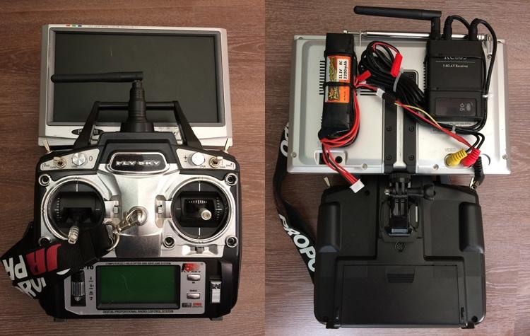 Установка FPV и телеметрии на квадрокоптер - 13
