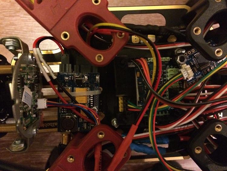 Установка FPV и телеметрии на квадрокоптер - 7