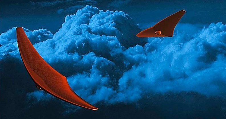 Венеру будет изучать летающий скат