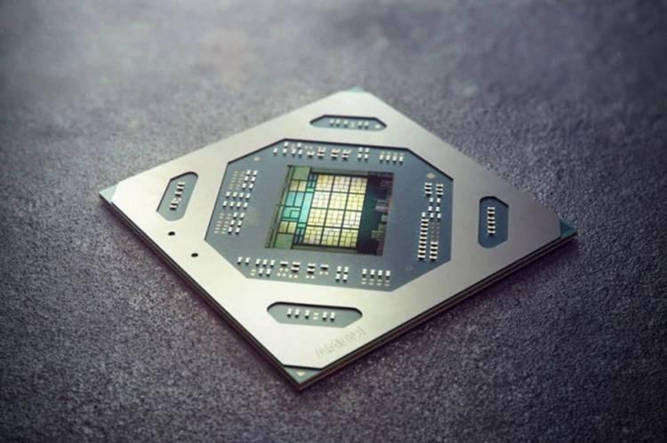 AMD представила видеокарты Radeon RX 5300M, Pro 5300M и Pro 5500M на базе Navi 14