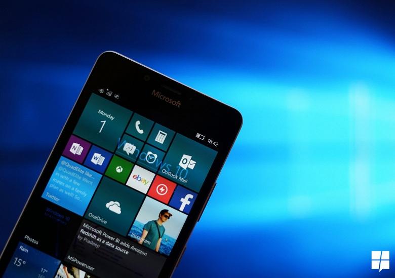 Microsoft внезапно обновила мобильный Windows перед прекращением поддержки