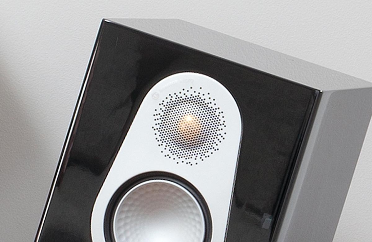 Анатомия акустических систем: металлокерамика и композиты — о диффузорах Monitor Audio - 2