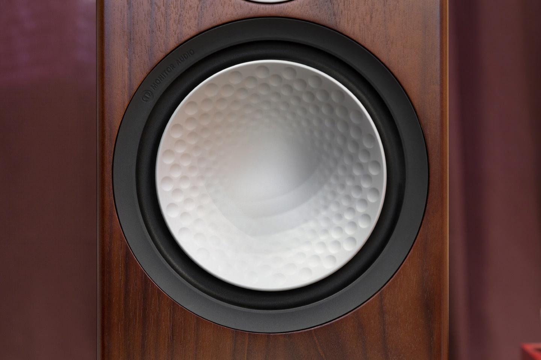 Анатомия акустических систем: металлокерамика и композиты — о диффузорах Monitor Audio - 3