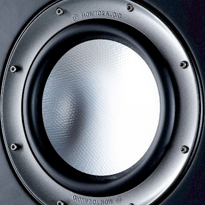 Анатомия акустических систем: металлокерамика и композиты — о диффузорах Monitor Audio - 5