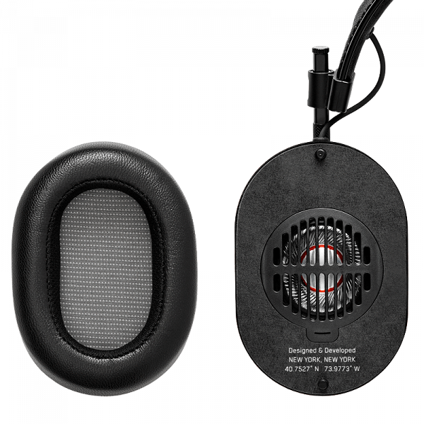 Беспроводные наушники Master & Dynamic MH40 оснащены интерфейсом Bluetooth 5.0