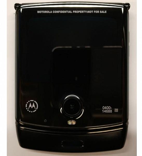 Галерея живых фото раскладушки Motorola Razr с гибким экраном от официального источника и характеристики появились перед самым анонсом