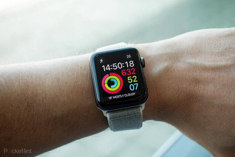 iPhone уступает Apple Watch по темпам роста популярности