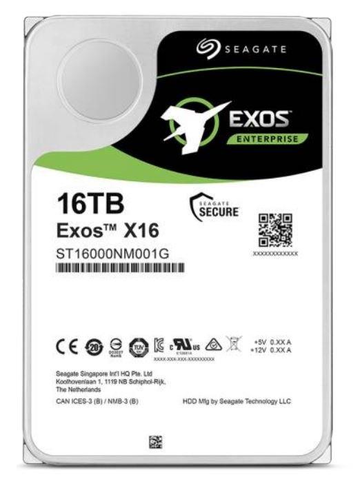 Объем HDD, отгруженных за квартал, превысил 250 ЭБ - 1