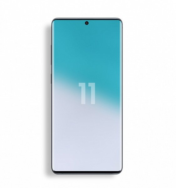 Отверстие в экране Samsung Galaxy Note10 сравнили с флагманами 2020 года