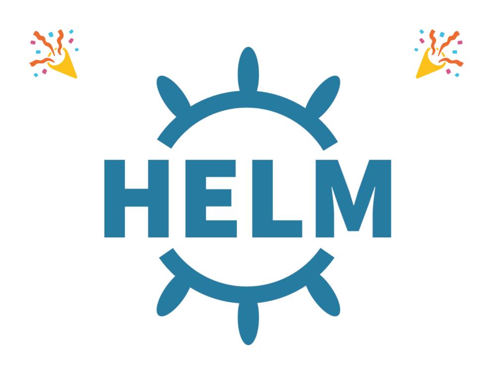 Состоялся первый стабильный релиз Helm 3.0.0 - 1