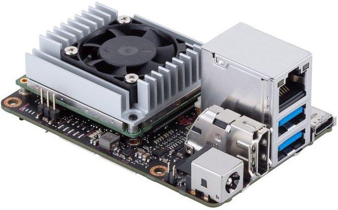 Asus Tinker Board — как Raspberry Pi, только для искусственного интеллекта