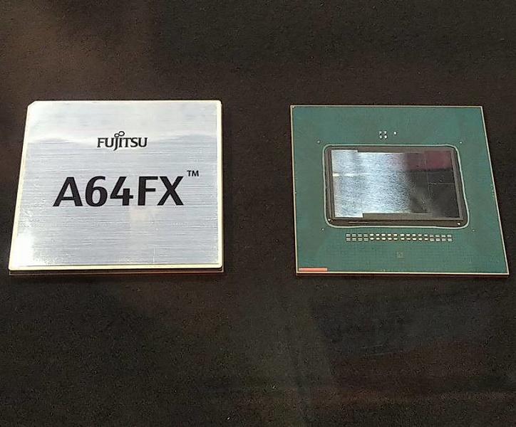 Cray берется разработать первый в мире коммерческий суперкомпьютер на процессорах Fujitsu A64FX Arm