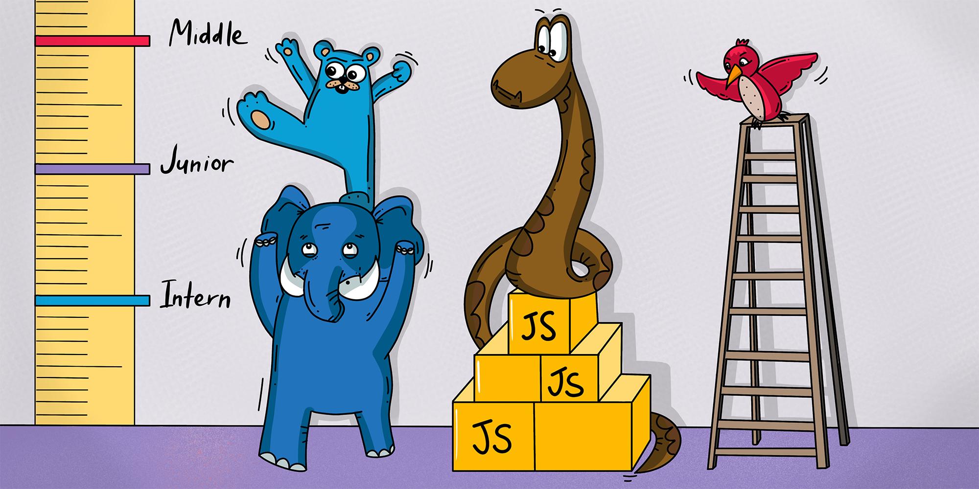 Junior-разработчики — почему мы их нанимаем и как мы с ними работаем - 1