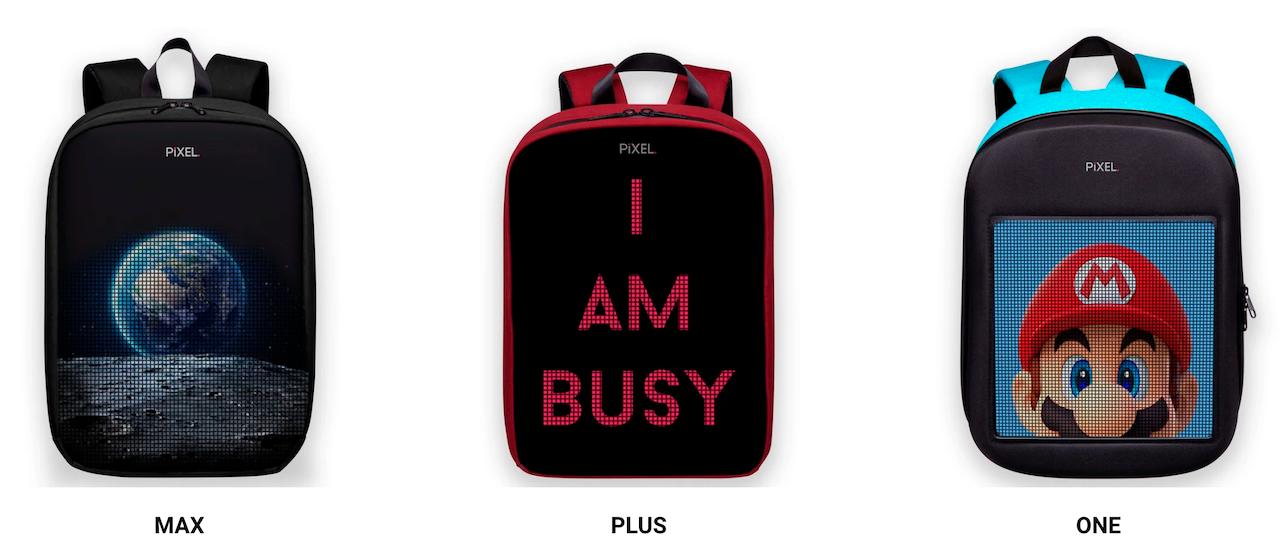 Новое слово в «рюкзакостроении»: встречайте модель с экраном Pixel — мой LED-опыт и впечатления - 12