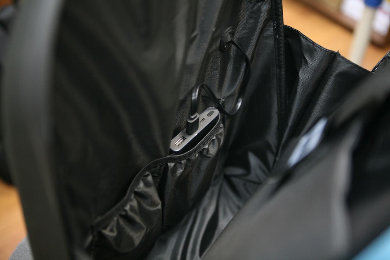 Новое слово в «рюкзакостроении»: встречайте модель с экраном Pixel — мой LED-опыт и впечатления - 37