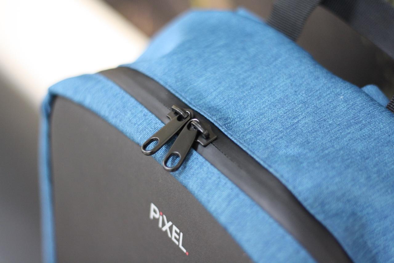Новое слово в «рюкзакостроении»: встречайте модель с экраном Pixel — мой LED-опыт и впечатления - 5