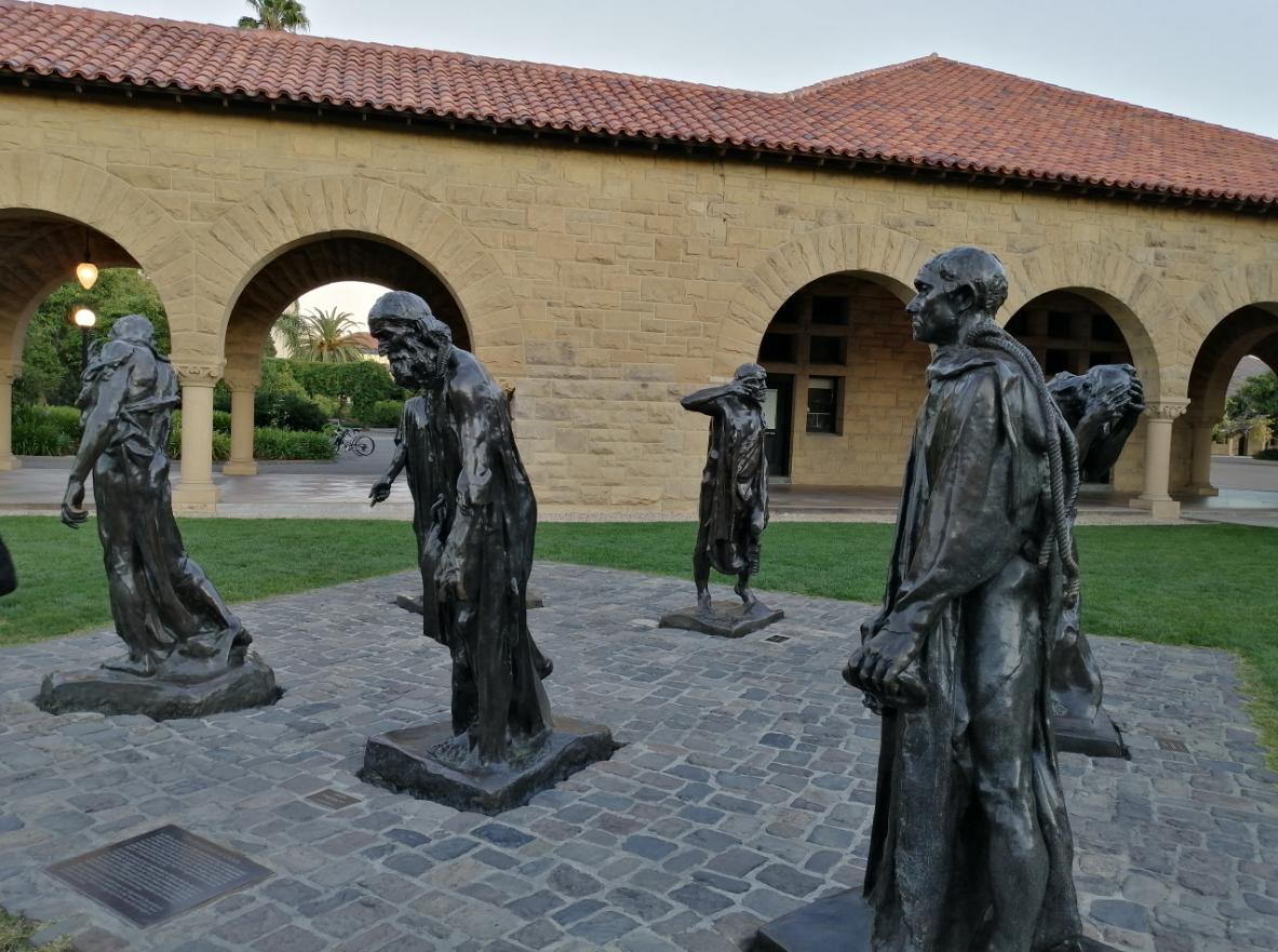 Стэнфордский университет — посещение и обзор - 2