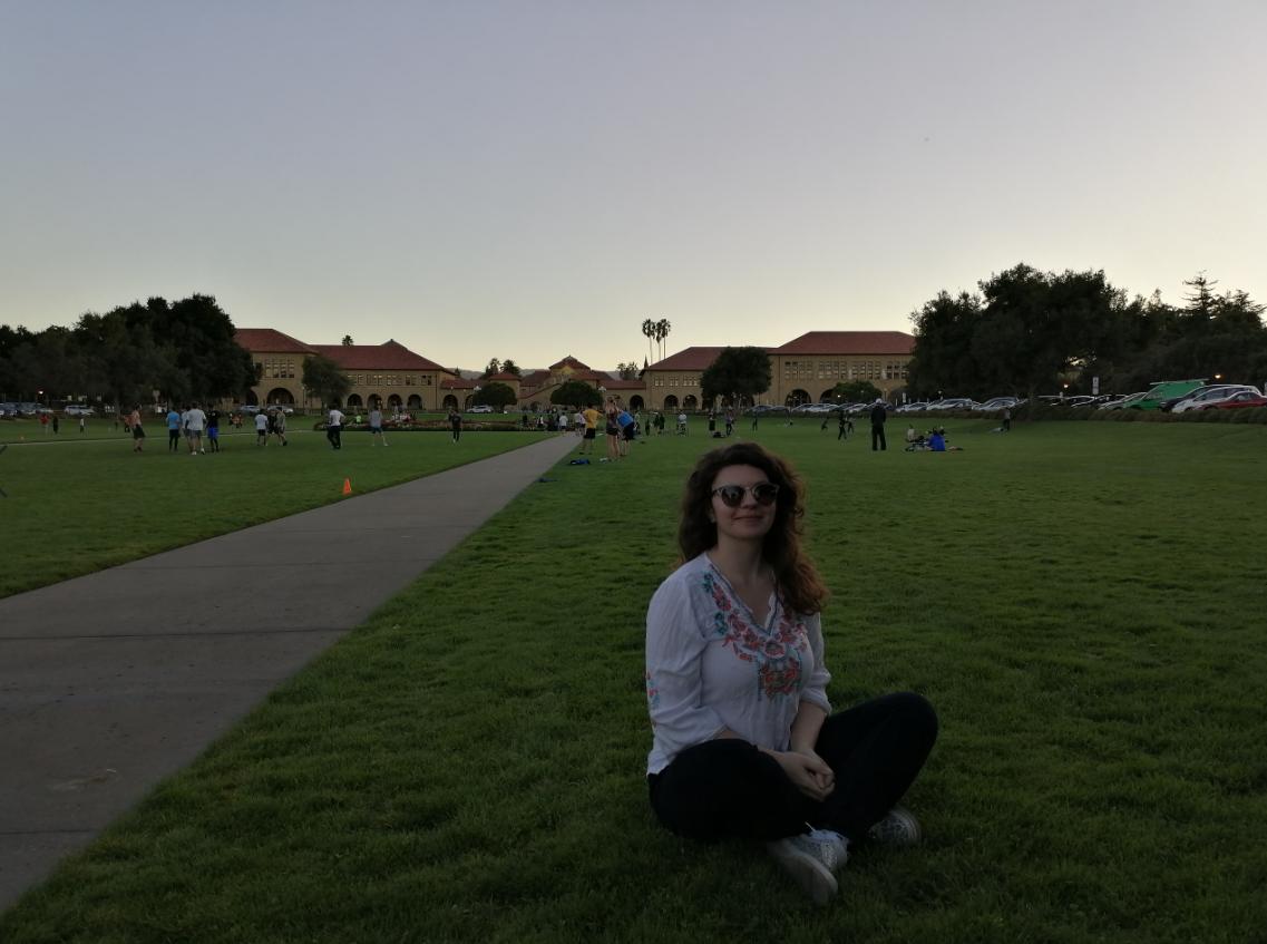 Стэнфордский университет — посещение и обзор - 1