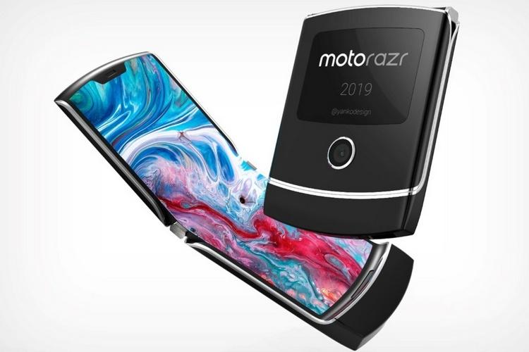 Замена гибкого дисплея Motorola razr обойдётся всего в $299