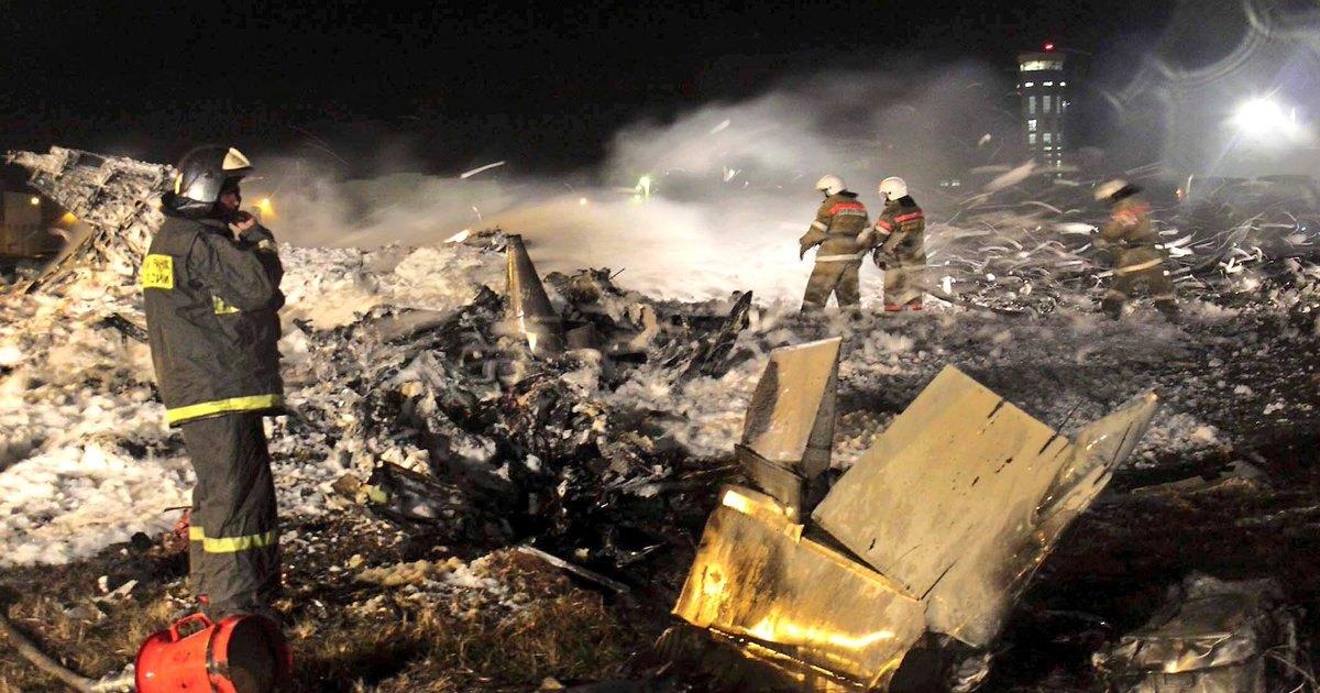 Boeing упал в Казани из-за пилота с поддельным удостоверением