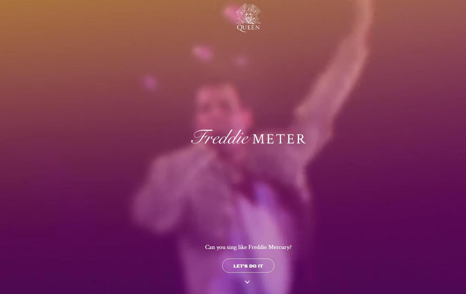 Google запустил сервис, где нейросеть оценивает вокал пользователя и сравнивает с Фредди Меркьюри - 1