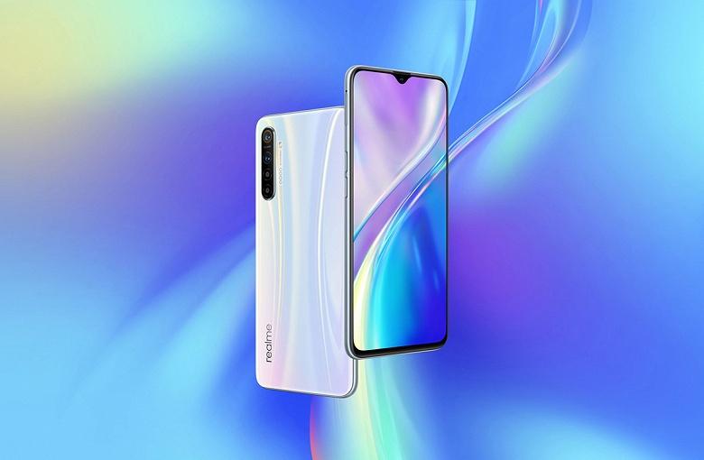 Realme улучшила камеру смартфона Realme XT