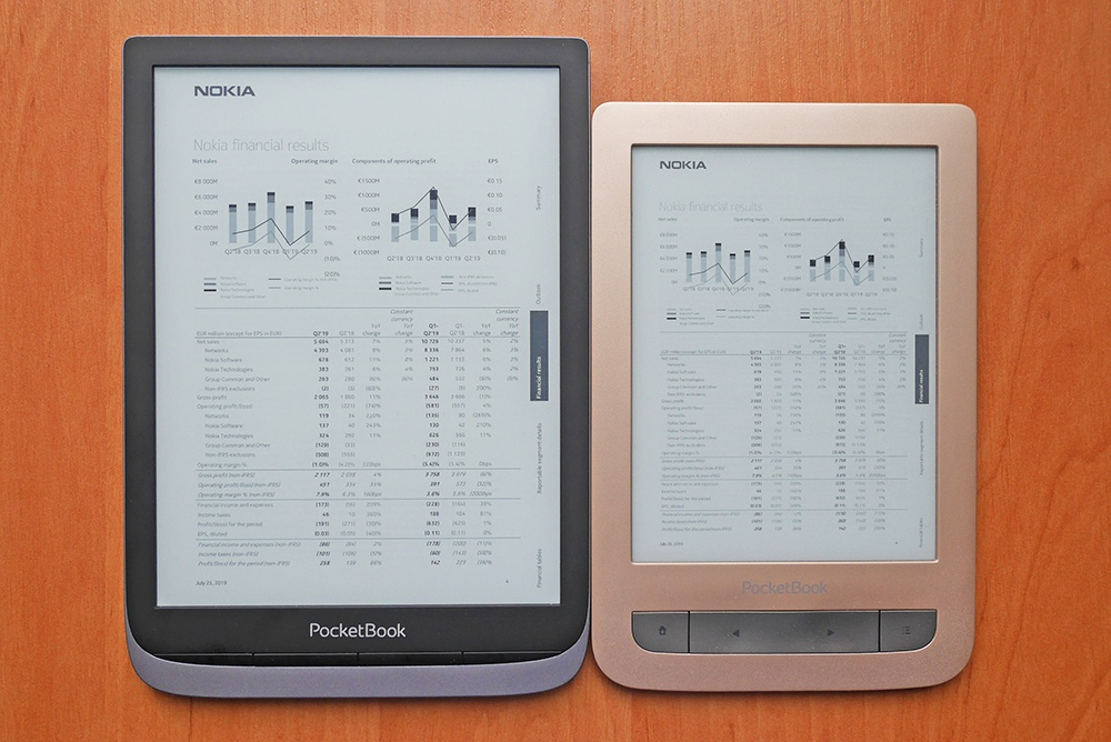 Краткий обзор ридера PocketBook 740 Pro: 7,8 дюйма, аудио и защита по IPX8 - 2