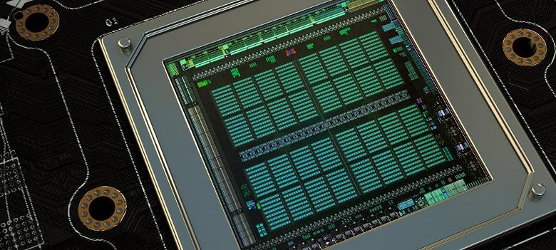 Продажи игровых решений Nvidia снизились