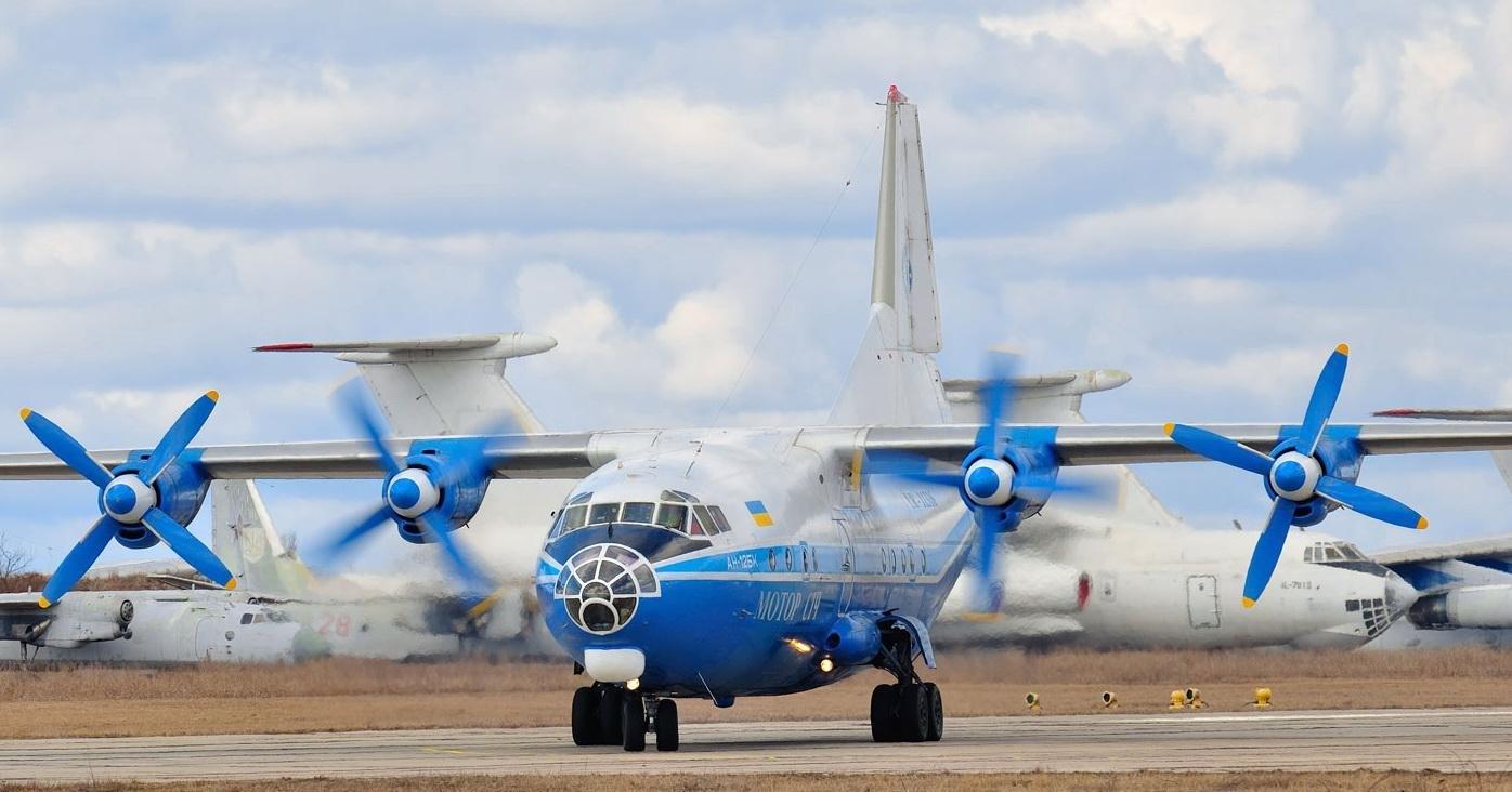 С преемником Ан-12 определятся в конце ноября