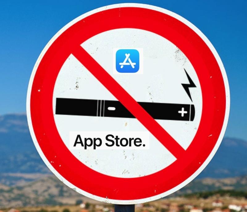 Apple в ультимативной форме удалила из App Store все приложения, связанные с вейпингом - 1