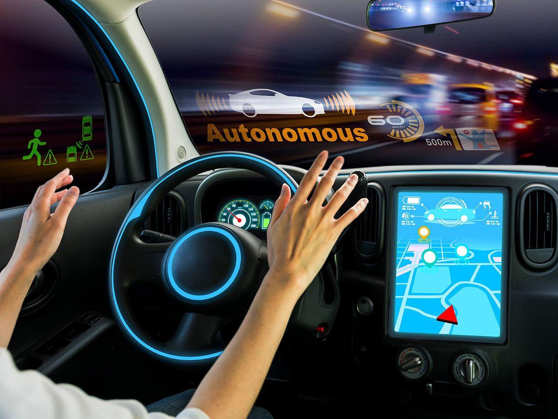 Для робомобилей введут стандарты работы и тесты на вождение - 1