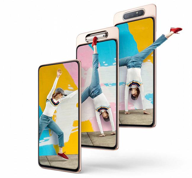 У самого странного смартфона Samsung появится версия получше