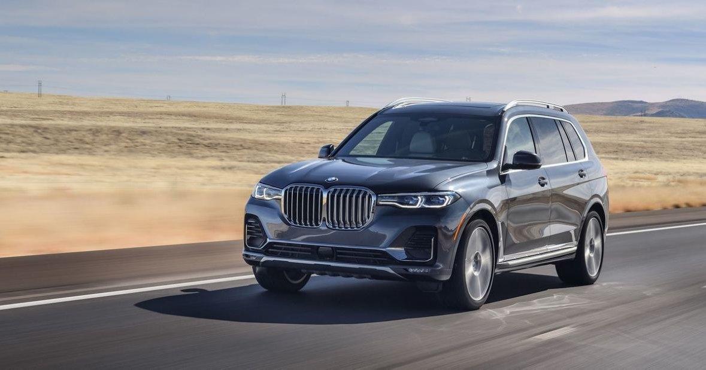 BMW X7 может стать водородным