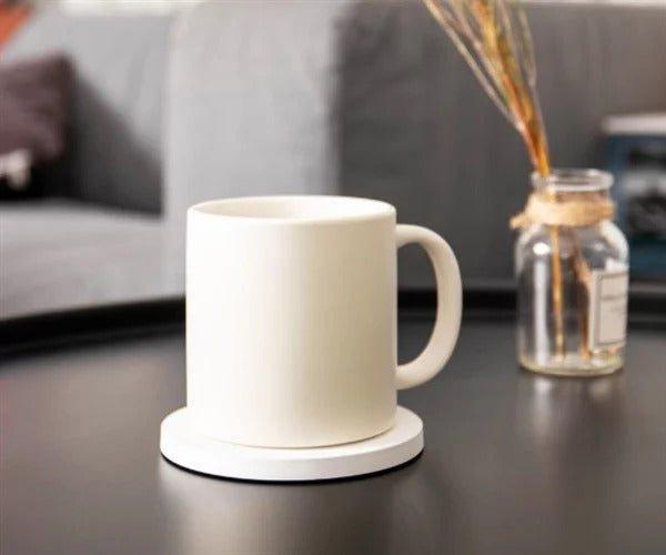 Xiaomi представила чашку с беспроводной зарядкой