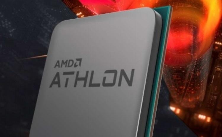 2-ядерный ЦП AMD Athlon Gold 3150U замечен в тесте GeekBench
