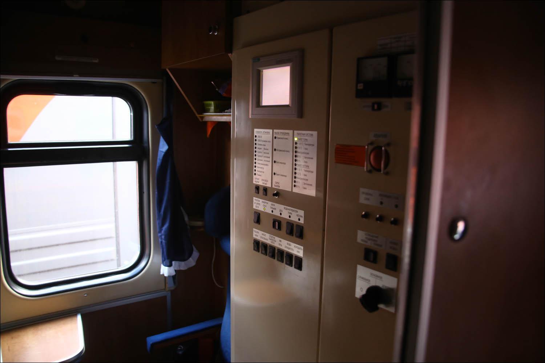 Для чего нужен штабной вагон поезда - 17