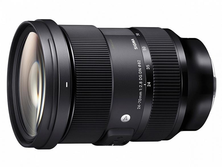Названа цена и срок начала продаж объектива Sigma 24-70mm F2.8 DG DN Art - 1