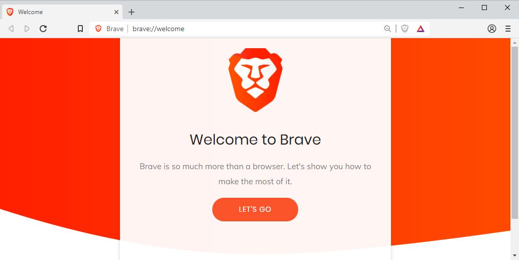 Разработчики выпустили первую версию браузера Brave - 1