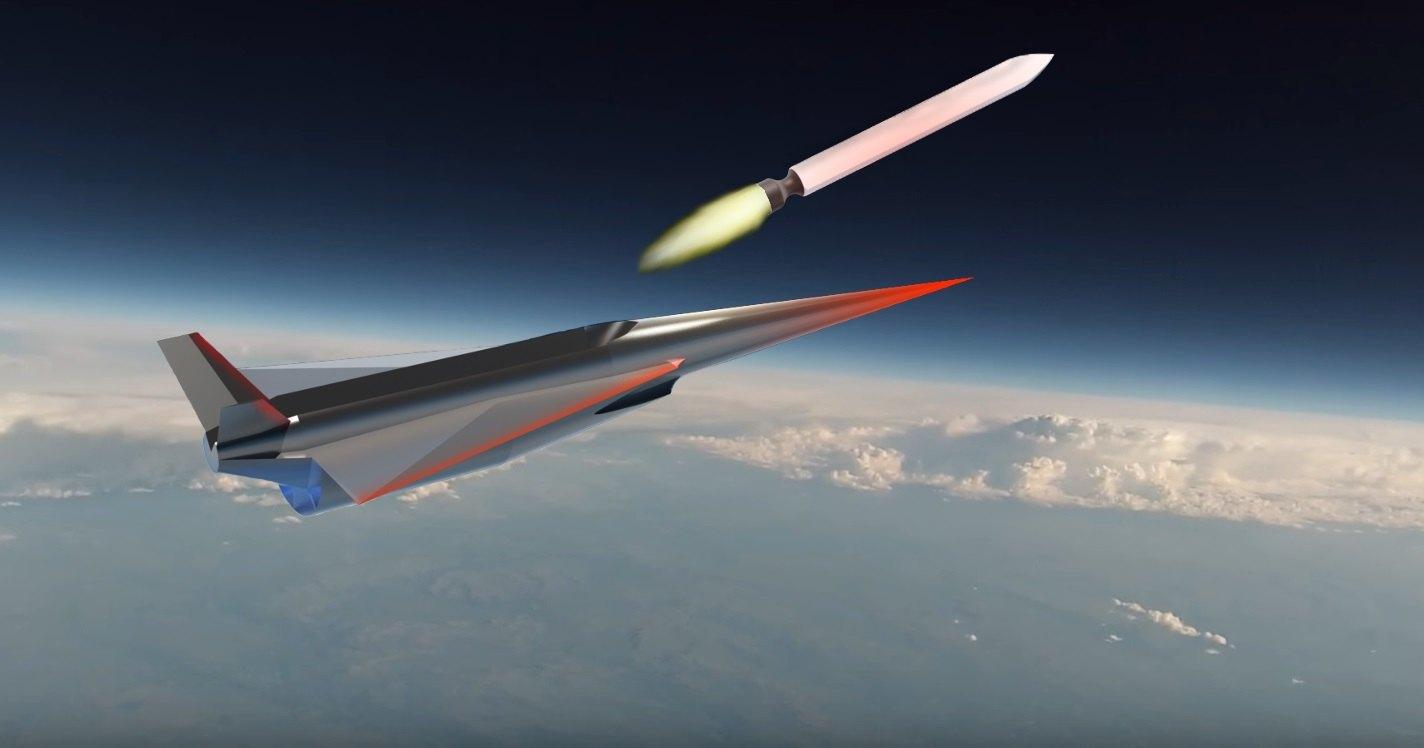 «Роскосмос» запатентовал двигатель для космолёта