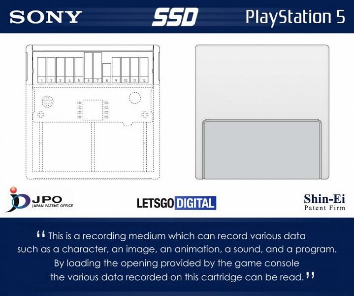 Sony объяснила, для чего PlayStation 5 картриджи