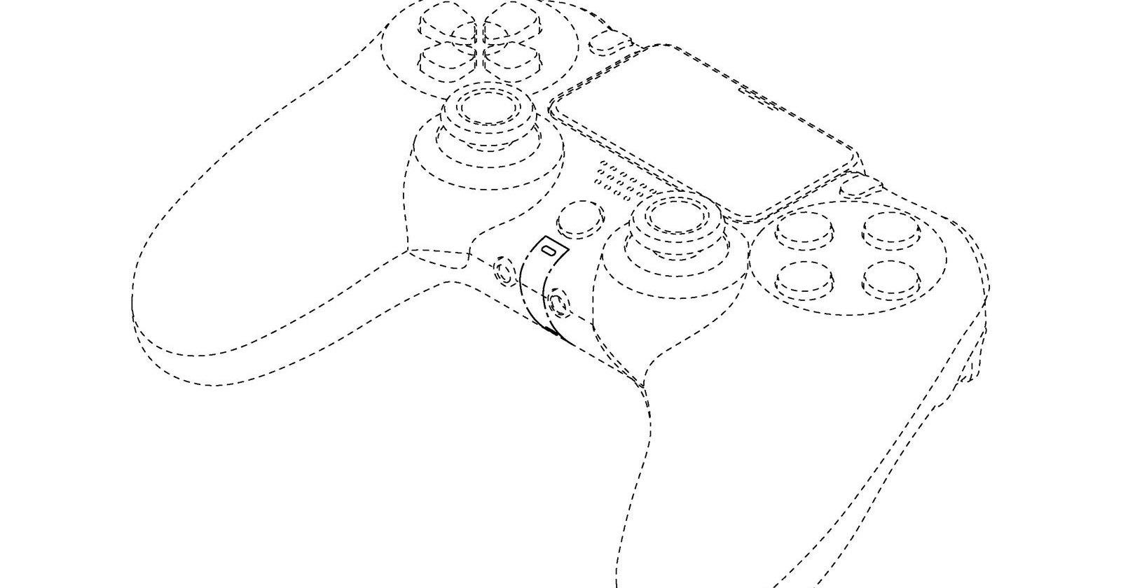 Sony запатентовала новый игровой контроллер