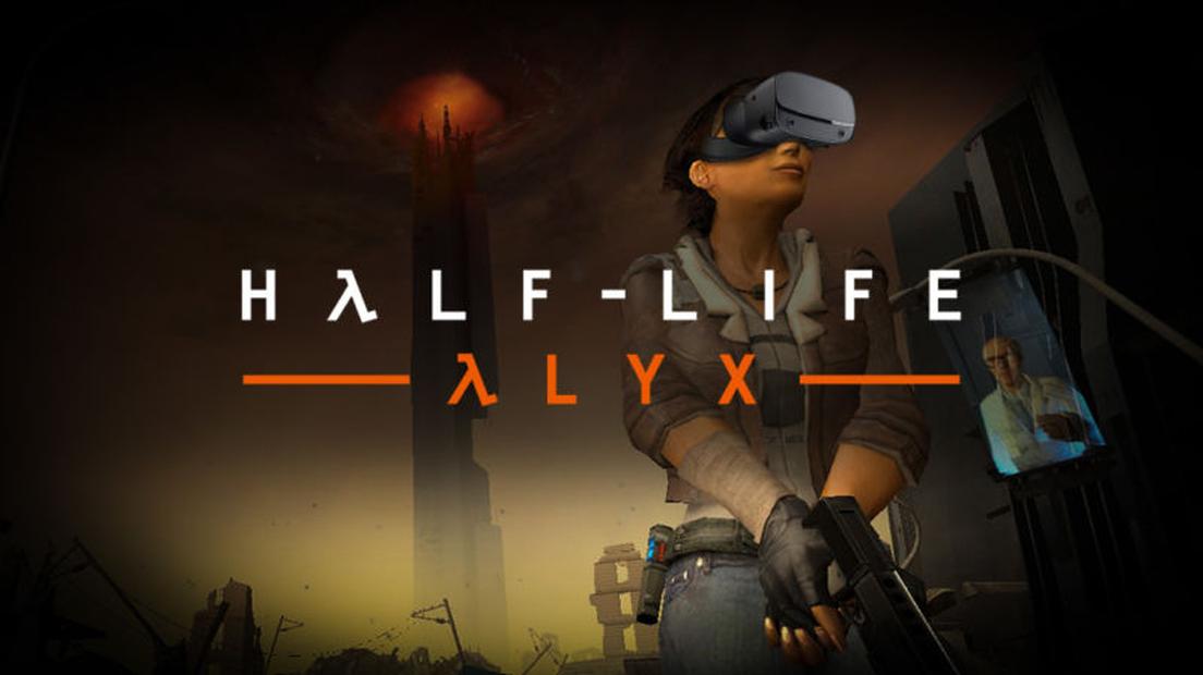 Valve анонсировала VR-игру Half-Life: Alyx - 1