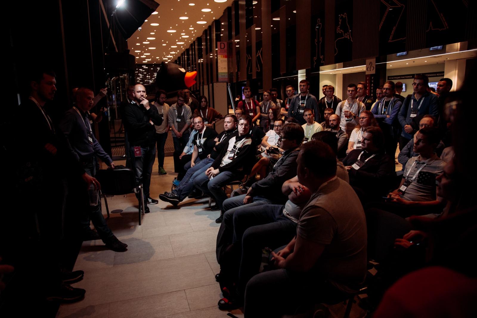 Атакуем Joker 2019 полностью: как прошла самая крупная Java-конференция в России - 10