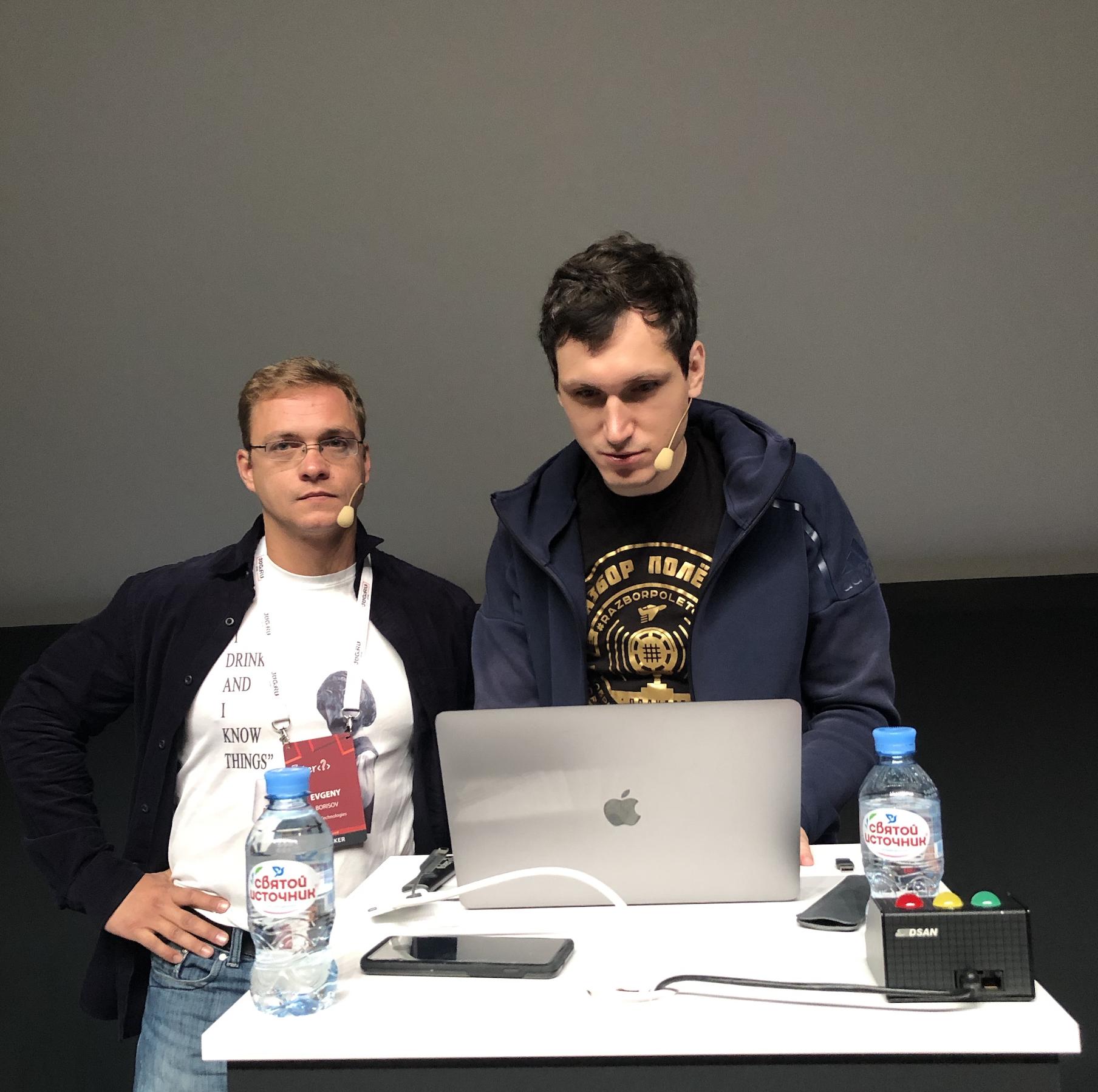 Атакуем Joker 2019 полностью: как прошла самая крупная Java-конференция в России - 11