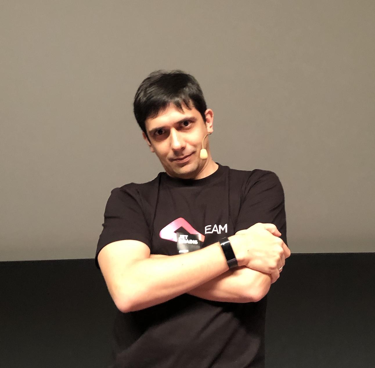 Атакуем Joker 2019 полностью: как прошла самая крупная Java-конференция в России - 12