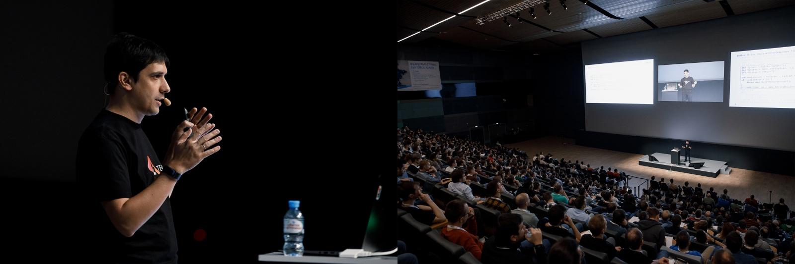 Атакуем Joker 2019 полностью: как прошла самая крупная Java-конференция в России - 13