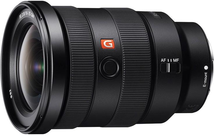 Некоторые объективы Sony FE 16-35mm F2.8 GM (SEL1635GM) могут мешать работе камеры - 1