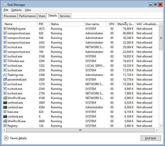 Управляем Windows Server из Windows Admin Center - 2