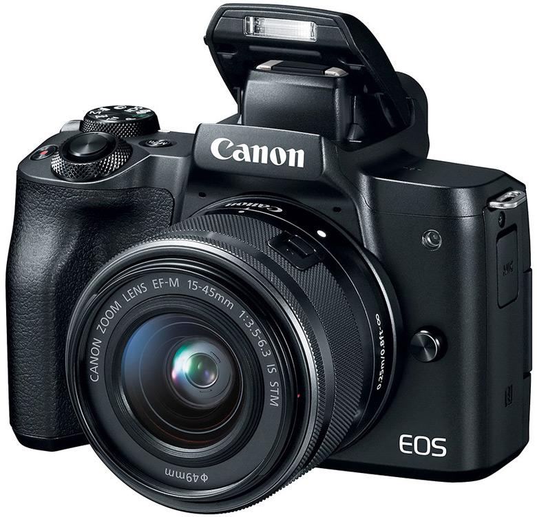 Canon приписывают намерение в 2020 году выпустить две камеры линейки EOS M - 1